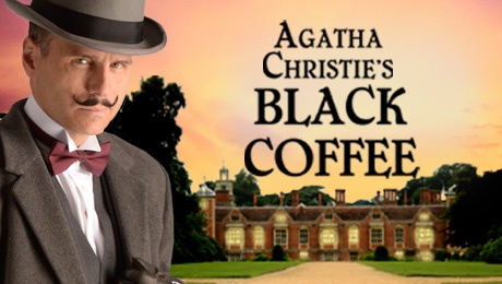 Black Coffee Agatha Christie